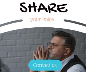 Share Your Voice Contact