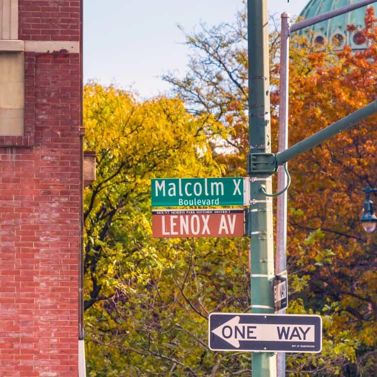 malcomX Boulevard