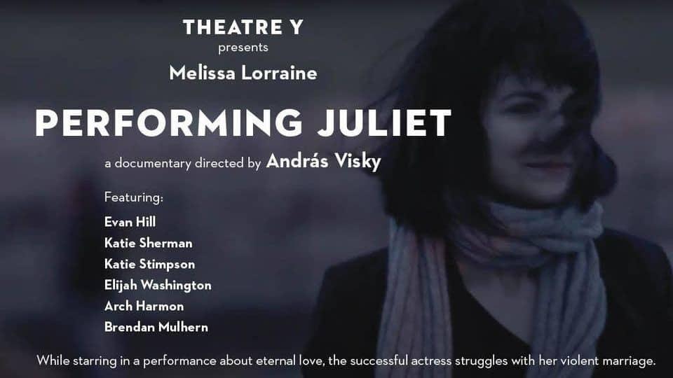 performing Juliet