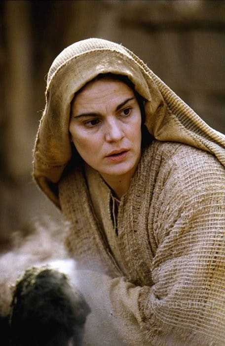 Maia Morgenstern as Virgin Mary