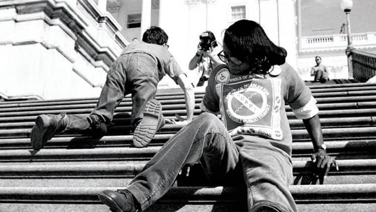 Capitol Crawl 1990
